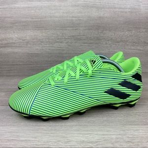 Adidas Nemeziz 19.4 FG Men's Soccer Cleats Green